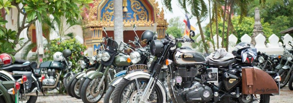 royal enfield bangkok un nouveau d fi vintage rides. Black Bedroom Furniture Sets. Home Design Ideas