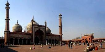 delhi jama masjid mosquee