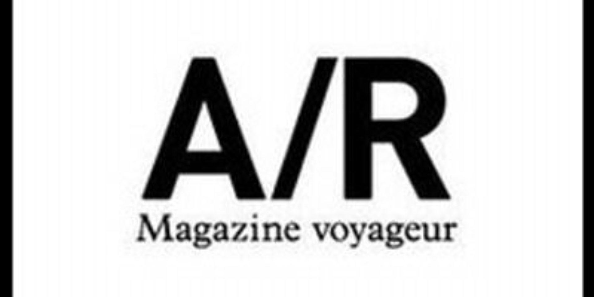 AR magazine voyageur