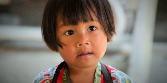 petite fille thai