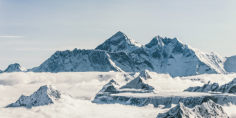 survol de l'everest nepal