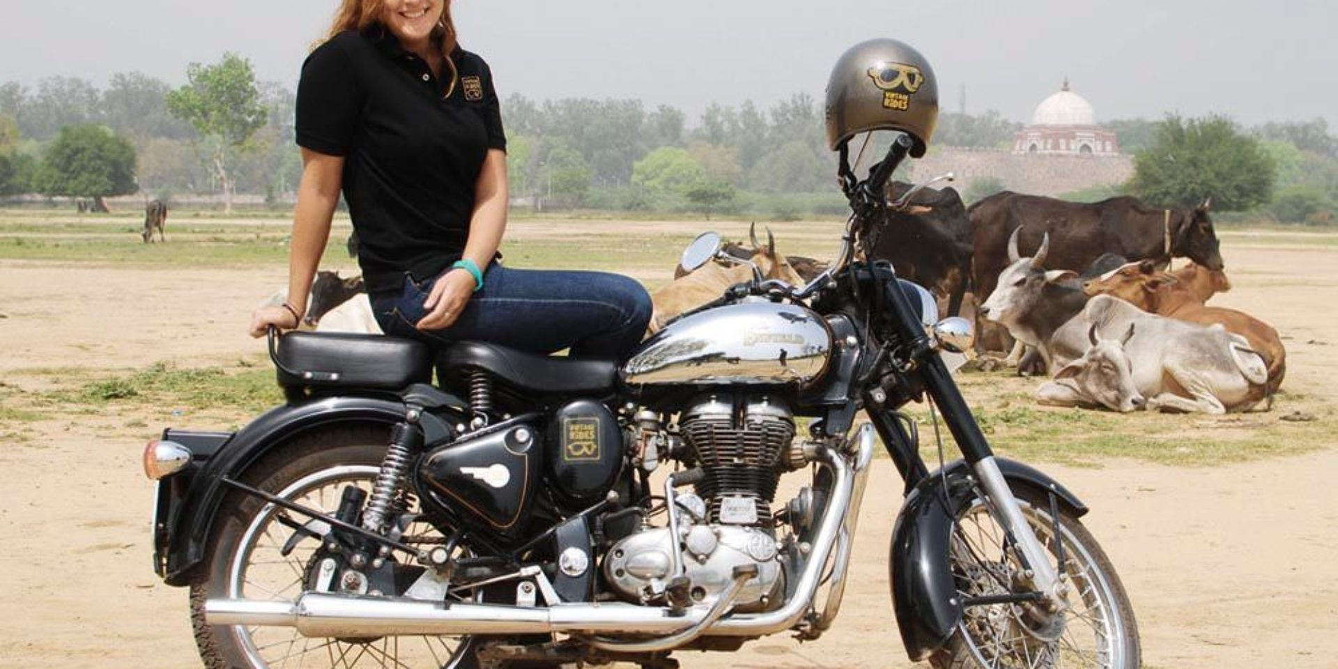 geraldine vintage rides france 5