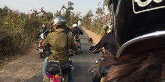 groupe femmes moto