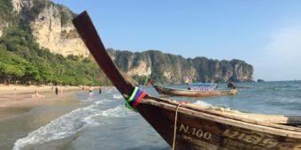 bateau mer thailande du sud