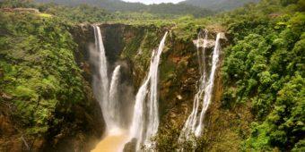 cascade inde du sud