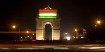 gate of india delhi
