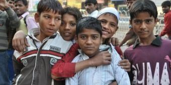 delhi enfant