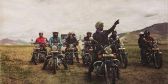 motorbike trip india himalaya