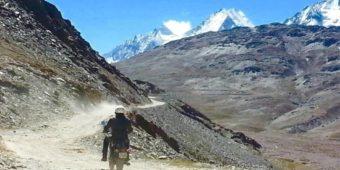 route inde himalaya