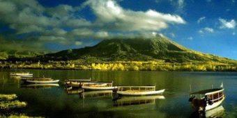 volcan batur voyage moto