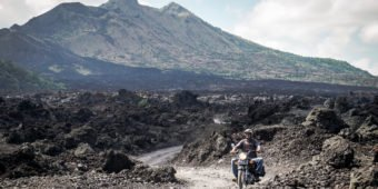 trip moto bali volcan