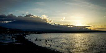 plage indonesie