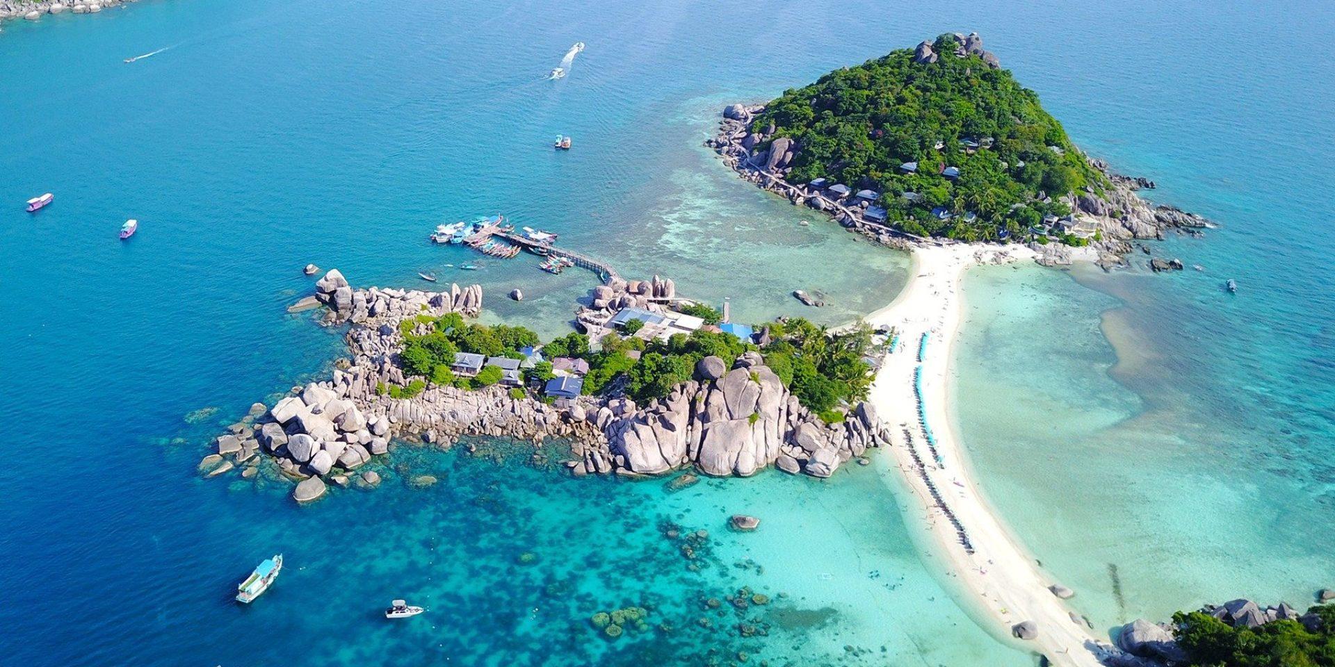 koh phangan en thailande