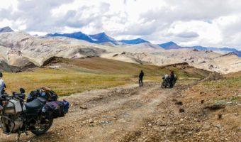 Test Ride réussi : Nos nouvelles Royal Enfield Himalayan en Mongolie
