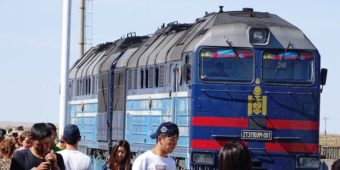 train station mongolia