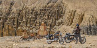homme moto nepal