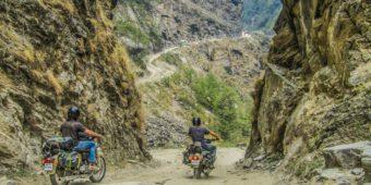 road trip moto nepal