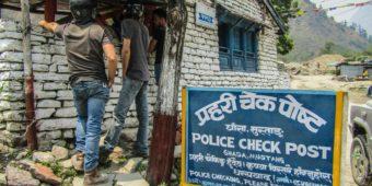 poste police nepal