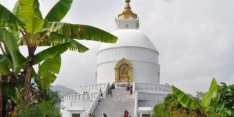 temple bouddhiste katmandou