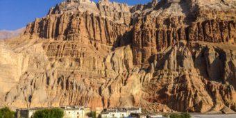 canyon au nepal
