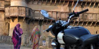 Voyage moto - Chic & Charme au Madhya Pradesh
