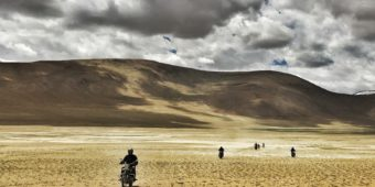 Voyage moto - La Transhimalayenne