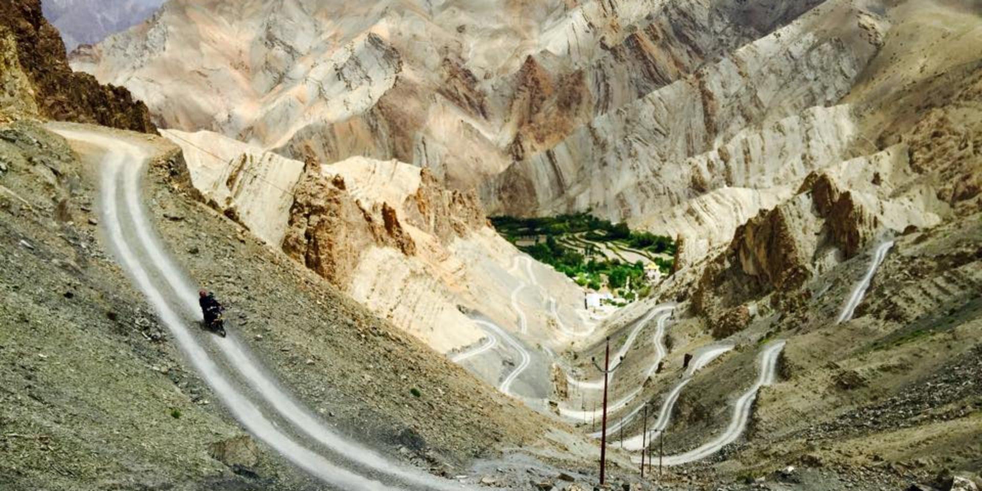 Road trip moto Inde / Himalaya - Oasis et Sommets du Bout du Monde