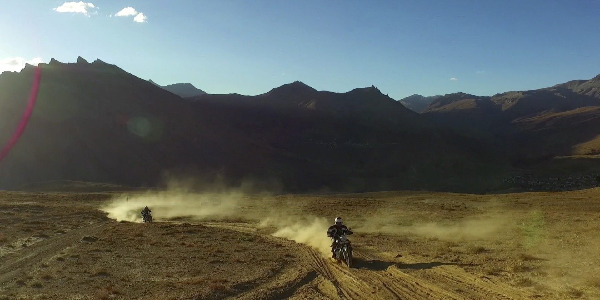Road trip moto Inde / Himalaya - Aux Portes du Tibet