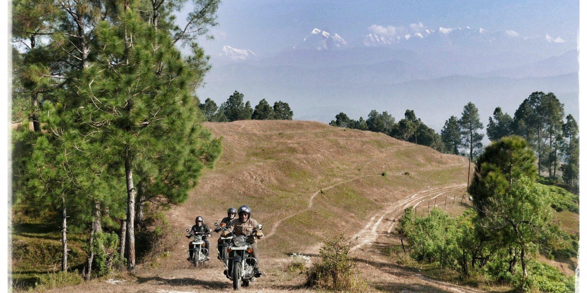 Road trip moto Inde / Himalaya - Aux Sources de l'Hindouisme