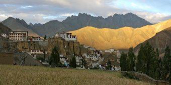 inde himalaya monastere lamayuru