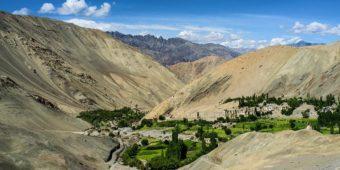 inde himalaya ladakh paysage