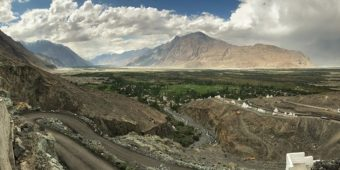 inde himalaya vallee nubra paysage