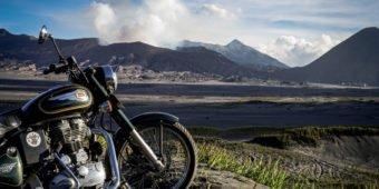 Voyage moto - De Bali à Java sur la Route des Volcans