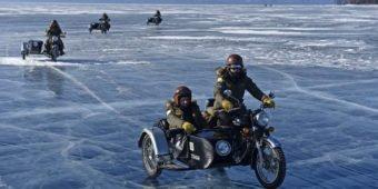 Voyage moto - La Voie des Glaces