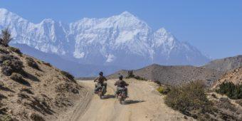 Voyage moto - Haut Mustang : Raid au Royaume Interdit