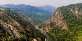 green landscape south india goa