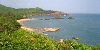 sea beach south india goa