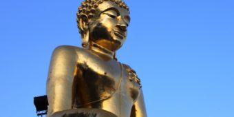 statue north thailand