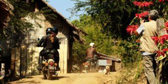 road trip north thailand