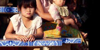 children north thailand