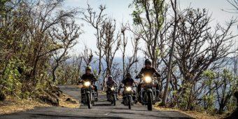 voyage moto royal enfield bali