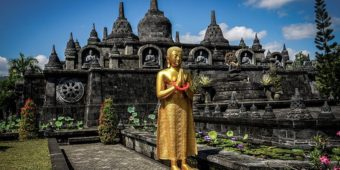 temple bouddhisme indonesie