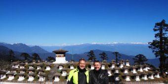 tourists bhutan