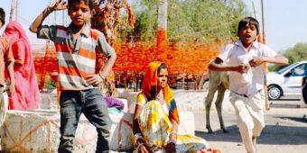 children rajasthan