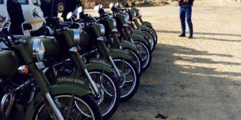 motorcycles rajasthan