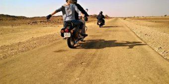 desert bikes india