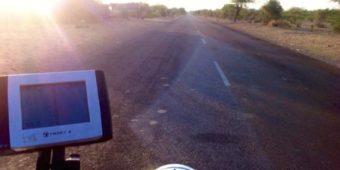 motorcycle gopro road north india rajasthan