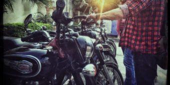 Rajasthan en moto du d sert aux montages avec notre agence for Hotel avec garage moto