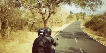 motorcycle trip south india