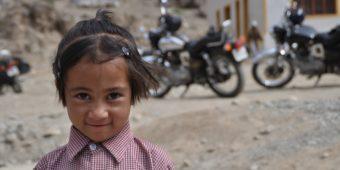 little girl himalaya bike